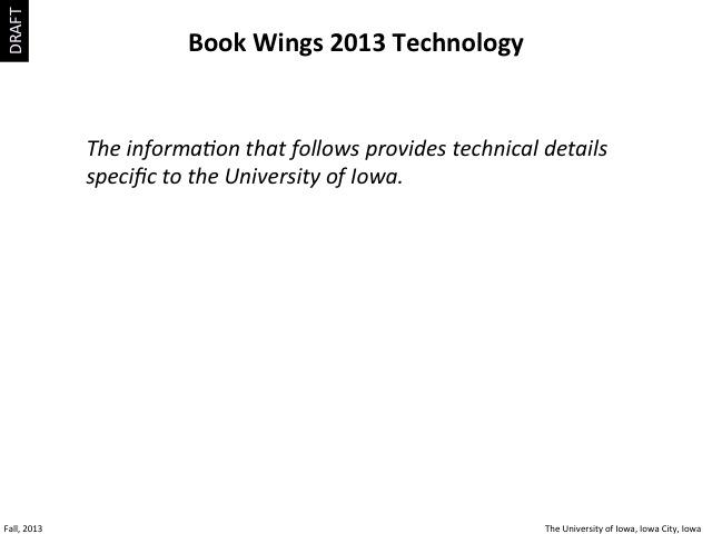 2013 Book Wings Technology, slide 7