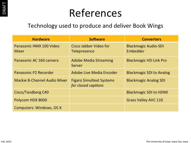 2013 Book Wings Technology, slide 11