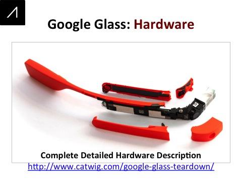 Google Glass Slide 1