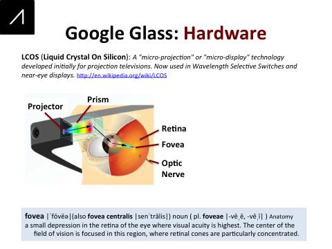Google Glass Slide 7