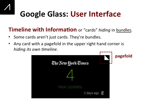 Google Glass Slide 16