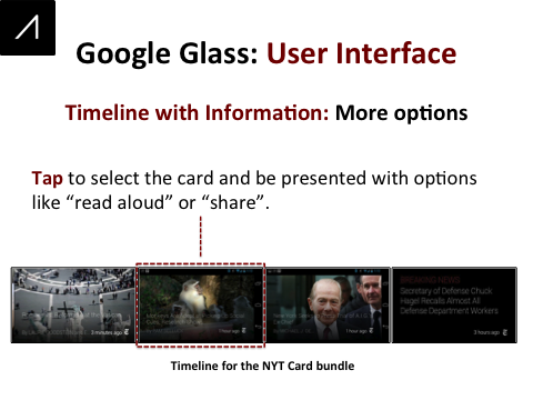 Google Glass Slide 18