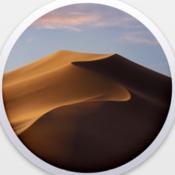 MacOS Mojave logo