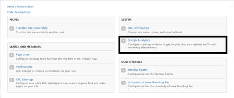 Highlighted - Google Analytics