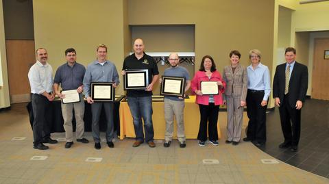 Recital App Team Receivers IOWA Award