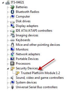 How to setup MBAM Bitlocker encryption manually