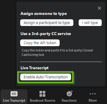 Enable_Auto-Transcription