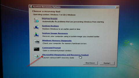 how to repair a non bootable hard drive