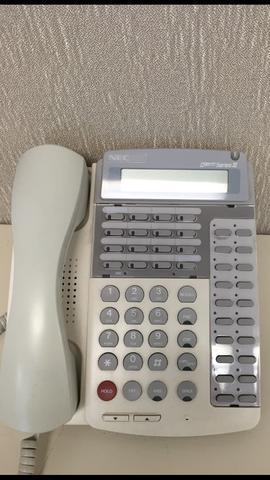 model DIII-S16 with 20 speeds telephone