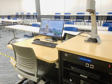 University Classroom Technology and Introducing Solstice  promotional image