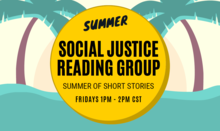 Summer Social Justice Reading Group