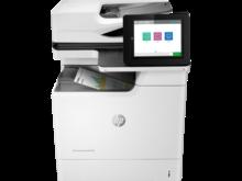 Color LaserJet Enterprise MFP M681dn Product Image