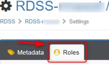 Resource Roles