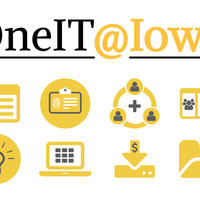 OneIT icons