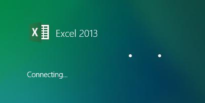 Application launching in Virtual Desktop