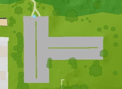 Myrtle lot access point
