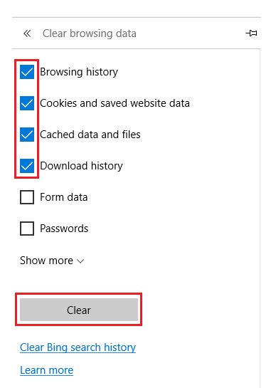 How to Clear the Cache and Cookies in Your Web Browser