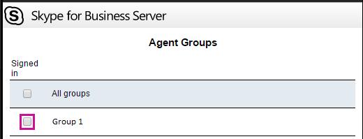 Response Group 1