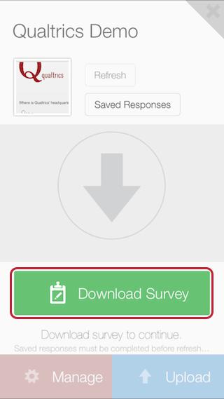 How do I use the Qualtrics Offline App? | Information Technology